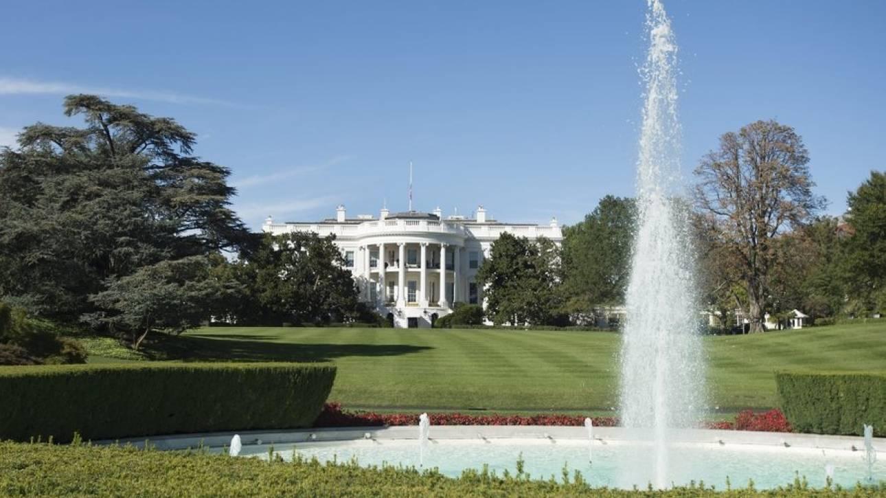 Συνελήφθη άνδρας που εισέβαλε στο Λευκό Οίκο