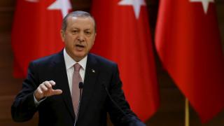 Ερντογάν: Τα πρόσφατα γεγονότα μας λύπησαν πραγματικά