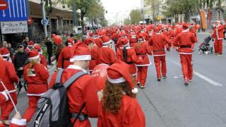 Κυκλοφοριακές ρυθμίσεις για το Santa Run