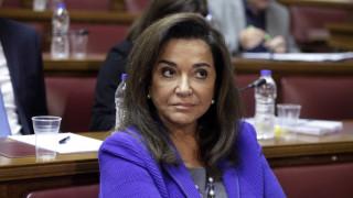 Ν. Μπακογιάννη: «Η ΝΔ δεν κινδυνεύει σήμερα από διάσπαση. Κινδυνεύει από διάλυση»