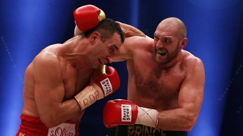 Νέος παγκόσμιος πρωταθλητής πυγμαχίας ο Φιούρι νικώντας το φαβορί Κλίτσκο