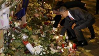 Φόρος τιμής του Μπαράκ Ομπάμα στο Μπατακλάν