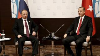 Κρεμλίνο: Δεν θα συναντηθεί ο Πούτιν με τον Ερντογάν