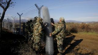 Θα επεκτείνει το φράχτη στα σύνορα η ΠΓΔΜ