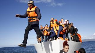 Μειωμένος ο αριθμός προσφύγων στην Ευρώπη το Νοέμβριο