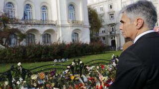 Ενημέρωσε τους υπουργούς του για προσφυγικό ο Αυστριακός καγκαλάριος