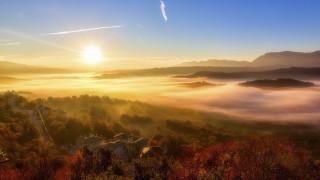 Πρωινό ξύπνημα στα Ζαγοροχώρια