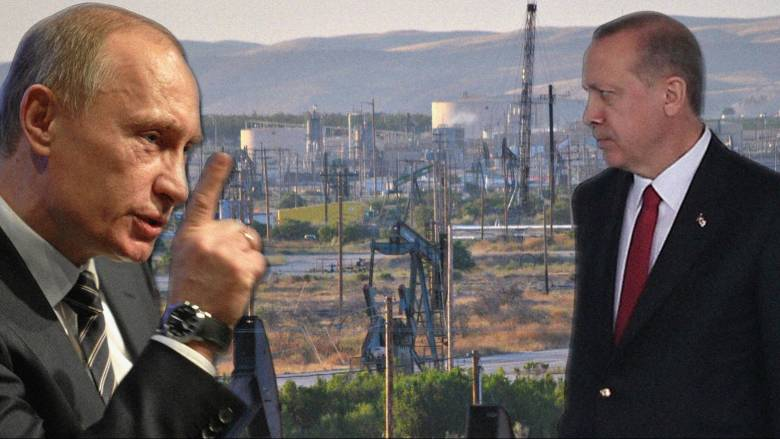 Αλληλοκατηγορούνται Πούτιν-Ερντογάν με επίκεντρο τη συνεργασία με τον ISIS