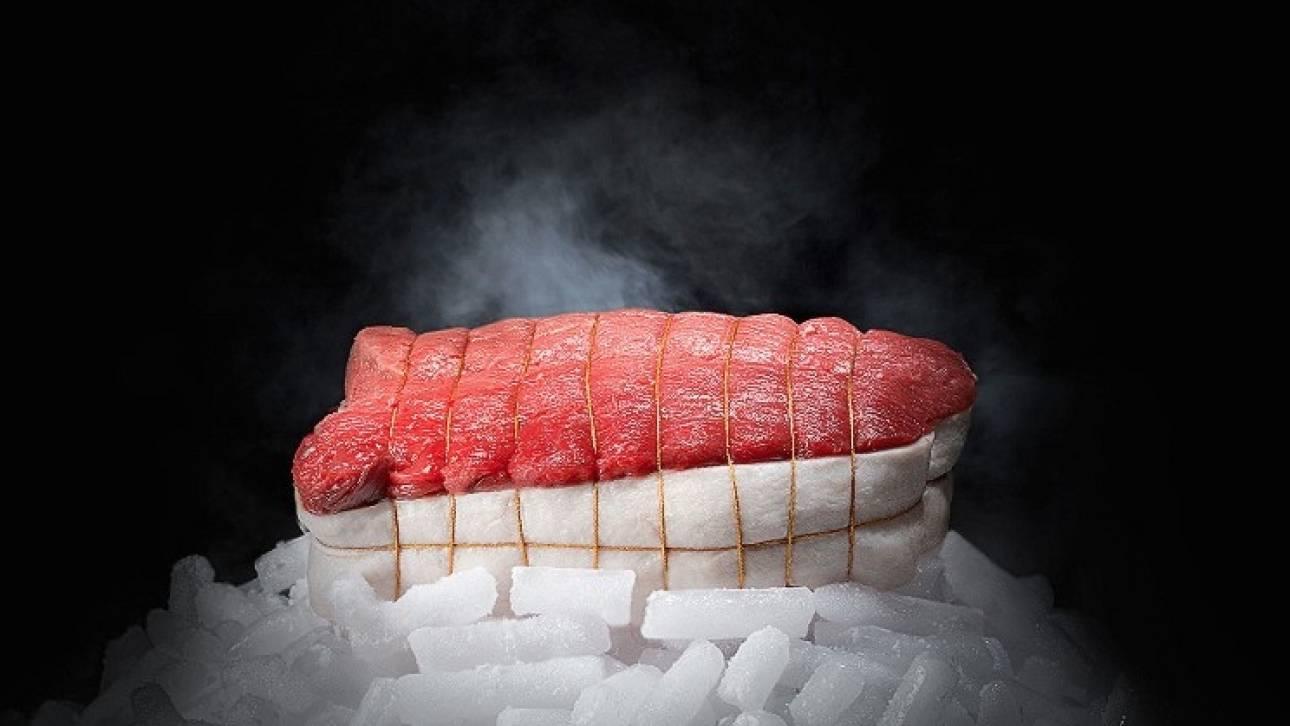 Tι γεύση έχει το ακριβότερο κρέας του κόσμου;