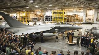 Έτοιμο για δράση στον Κόλπο το Charles de Gaulle κατά του ISIS
