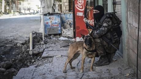 Ιράκ σε Τουρκία: Αποσύρετε τις δυνάμεις σας από τη Μοσούλη