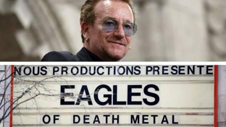 Μαζί με U2 θα παίξουν στο Παρίσι οι Eagles of Death Metal