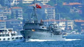 Έβγαλαν οι Τούρκοι στο Αιγαίο μεταξύ Λέσβου και Χίου το υδρογραφικό «Τσεσμέ»
