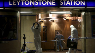 Στιγμές αγωνίας στον σταθμό του Leytonstone