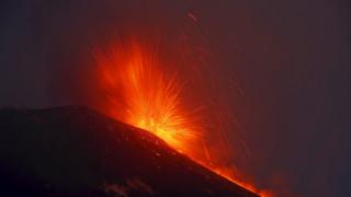 Η Αίτνα «έδωσε» μια από τις μεγαλύτερες εκρήξεις της τελευταίας δεκαετίας
