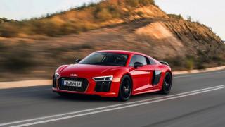 Το νέο Audi σούπερ σπορ R8