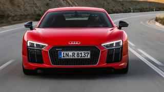 Αυτό είναι το Audi R8 σούπερ σπορ