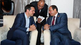 Τριήμερη επίσκεψη Αλ Σίσι στην Ελλάδα