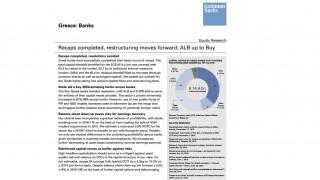 Goldman Sachs: Επιτυχημένη η ανακεφαλαιοποίηση, μεγάλες οι προκλήσεις για τις τράπεζες