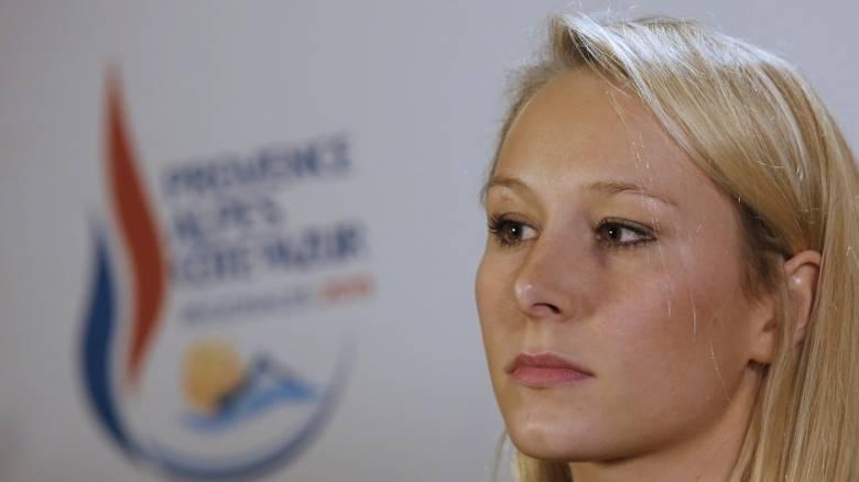 Η ανιψιά Λεπέν «σαρώνει» στις εκλογές αλλά σοκάρει