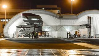 Μία «οικολογική» πτήση με το Solar Impulse