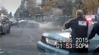 Αστυνομικοί στις ΗΠΑ «γάζωσαν» ύποπτο