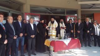 Υπερσύγχρονο διδακτήριο παραδόθηκε στο Κεφαλόβρυσο