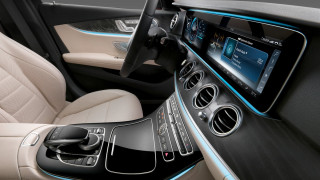 Το εσωτερικό της νέας Mercedes E-Class