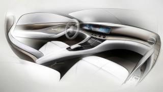 To εσωτερικό της νέας Mercedes E-Class