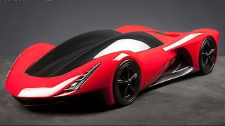 Ferrari top design challenge