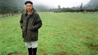 Από υποθερμία στα νερά της Παταγονίας πέθανε ο Ντάγκλας Τόμπκινς
