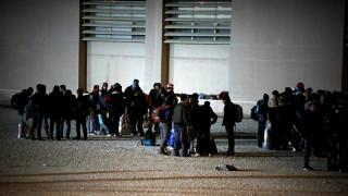 Προσωρινή φιλοξενία στους μετανάστες μέχρι να υποβάλλουν συγκεκριμένο αίτημα