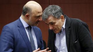 Μοσκοβισί: Απαραίτητη η συμμετοχή του ΔΝΤ στο ελληνικό πρόγραμμα