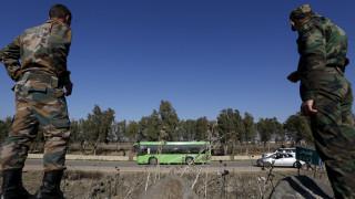 Χομς-Συρία: Το ISIS εκδιώχνει τον συριακό στρατό από δυο περιοχές