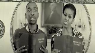 Ραπ και κοινωνικά μηνύματα από τη Μισέλ Ομπάμα