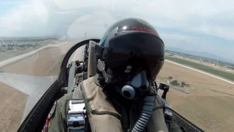Παραβιάσεις στο Αιγαίο: Τι λένε οι πιλότοι που αναχαιτίζουν τα τουρκικά F-16