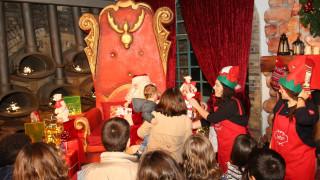 Τα Παιδικά Χωριά SOS στο εργαστήριο των Χριστουγέννων
