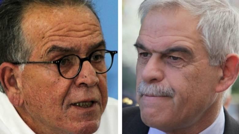 Μουζάλας - Τόσκας: Ζητούν παρέμβαση Αβραμόπουλου για να μην φύγει η Ελλάδα από Σένγκεν