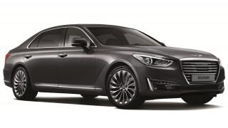 Το G90 είναι το πρώτο μοντέλο της Genesis της μάρκας πολυτελείας της Hyundai