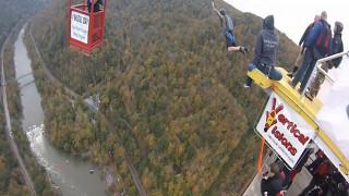 Βουτιά στο κενό από ύψος 270 μέτρων