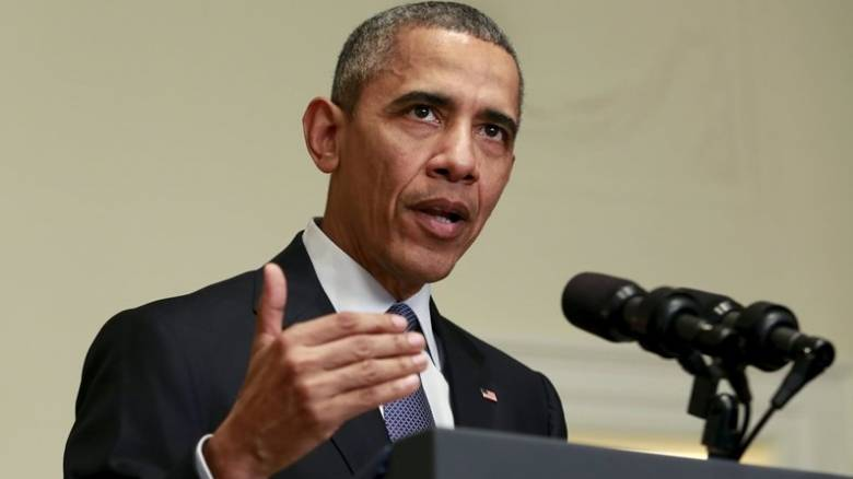 «Ιστορική και αναγκαία η συμφωνία που πετύχαμε για το κλίμα» δήλωσε ο Ομπάμα