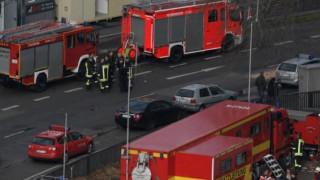 Επτά νεκροί από φωτιά σε ρωσικό νοσοκομείο