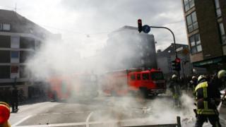 Τους 21 έφτασαν οι νεκροί από την πυρκαγιά στο ρωσικό νοσοκομείο