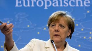 Την αποτελεσματική φύλαξη των εξωτερικών συνόρων της Ε.Ε. ζήτησε η Μέρκελ