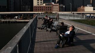 Σε ιστορικά υψηλά η θερμοκρασία στη Νέα Υόρκη