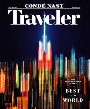"Traveler, Noέμβριος 2015, φωτογραφία από τον Pari Dukovic. ""Zητήσαμε μια φωτογραφία μια εικόνα, ερωτικό γράμμα στη Νέα Υόρκη. Σαν την πρώτη σκηνή του Manhattan του Γούντι Άλεν θέλαμε να δημιουργήσουμε εικόνες διαχρονικές και ρομαντικές, που δείχνουν τη ν"