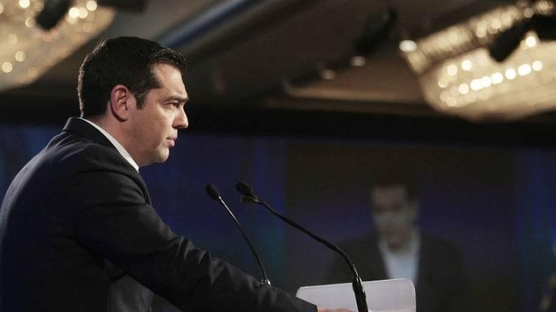 Για επενδύσεις και μεταρρυθμίσεις μίλησε ο Α. Τσίπρας σε επιχειρηματικό συνέδριο