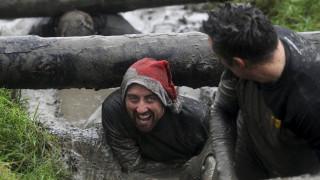 Χριστουγεννιάτικος αγώνας στη λάσπη