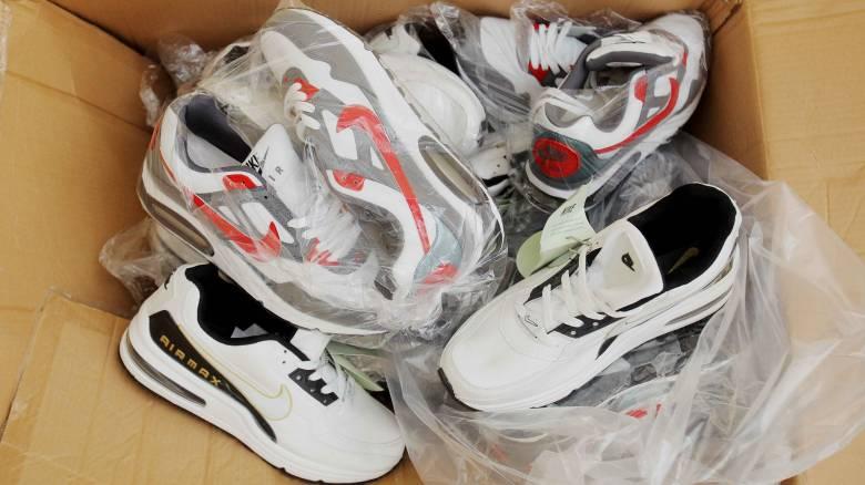 Ποιοι πλήττονται από τις απομιμήσεις αθλητικών προϊόντων