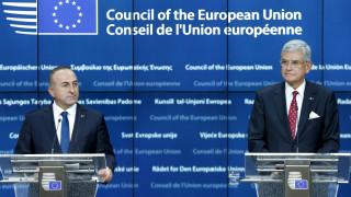 Ανοίγουν κεφάλαιο για τις ενταξιακές διαπραγματεύσεις ΕΕ-Τουρκίας